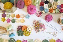 Crochet / by Le monde de Sucrette .
