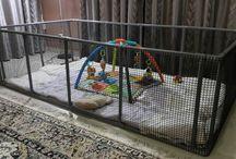 playroom & playpens