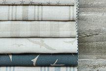 Fabric Styling Inspiration / Fabric Styling Ideas