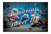 Sweet 16 Invitations / Check out these Sweet 16 invitations we made for some of our clients. We offer custom Sweet 16 invites that feature your photo and any type of artwork or background you want. To discuss your Sweet 16 invitations please call us at 516 547 0965.