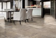 Concrete Look and other Modern/Industrial Look Tile