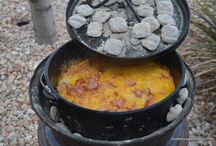 Cast Iron/ Dutch Oven Cooking