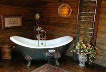 Ванная для дачи