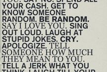 Random... / by Lindsay Turner