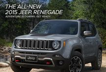 2015 Jeep Renegade / Adventure is coming.  Get ready!