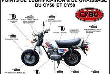 Honda cy 80