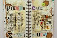 Art Journaling - inspirations