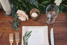 Just imagine... the tablescape