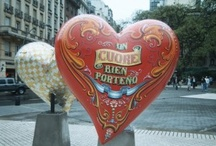 Places of the heart / Travels, events all around the world