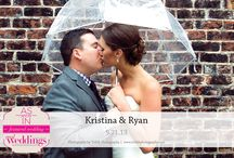 Featured Real Wedding: Kristina & Ryan {from the Summer/Fall 2014 Issue of Real Weddings Magazine} / Kristina & Ryan-Featured Real Wedding from the Summer/Fall 2014 issue of Real Weddings Magazine, www.realweddingsmag.com. Photos by and copyright Torbik Photography, www.TorbikPhotography.com; Photo Booth: MSP Photo Booths, www.MSPBooths.com. See more here: http://www.realweddingsmag.com/featured-real-wedding-kristina-ryan-from-the-summerfall-2014-issue-of-real-weddings-magazine/