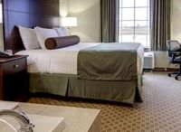 Big Lake, TX Cobblestone Inn and Suites / Big City Quality, Small Town Values! www.staycobblestone.com/tx/big-lake/
