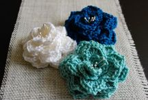 Crochet Patterns - Flowers