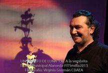 """Teatro de Sombras """"Un Trocito De Luna"""