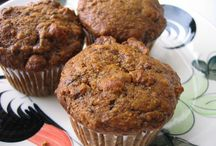 muffins / some healthy/ some not