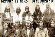 Indigenous people what they suffered and had to endure...