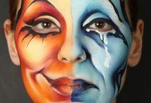 Makeup Aquacolor/Fantasia/Body Paint