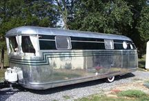 Vintage Campers & More / Vintage campers and trailers, as well as motor homes and other vehicles of the genre... / by R. Anderson McCoy