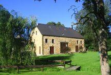 holiday cottage in Sprimont Belgium