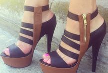 Chasing dreams in cute shoes