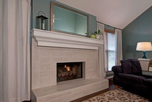 Fireplace Ideas / by Mosby Building Arts