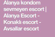 0539 896 78 81 alanya escort