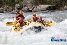 Extreme Waves Rafting 27 Agosto 2014