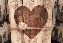 Barn board ideas