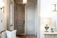 doors, doors, doors / by Katie Vanderwall Cook
