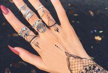 Tattoos/Hennas