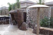 Splash pads and pools