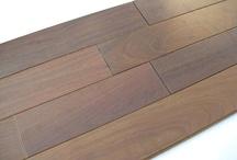 Beautiful Redwood Flooring