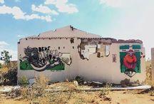 Grafite, Arte, Murais