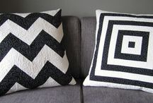 pillows / by Amy Yingling