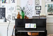 Ideer til mit nye værelse