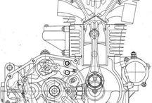 Honda CB-series / Alle ideë voor CB reeks