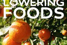 Food ~ Cholesterol Lowering Foods