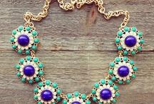 Jewelry / by Jennifer Wharton