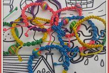 koraliki moniki / moje bransoletki i inne (wy)twory / my bracelets and other stuff