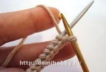 мелкие хитрости в вязании