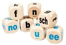 spelen / spelen met letters en woorden, rijmen, ... het voeden van letterpret als bouwsteen voor boekenpret!