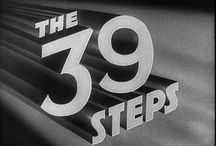 The 39 steps / Hitchcock's spy thriller