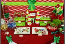 Party ideas / by Suzanne Flores