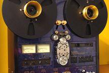 magnetofony