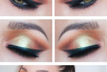 Formal hairstyles &make up