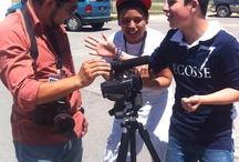 Periodistas de Juárez / En Ciudad Juárez son muchos los héroes surgidos en medio de las condiciones de inseguridad. Son los periodistas que no se han inmutado ante el riesgo que implica salir día con día a realizar su labor de informar. Aquí se los presentaré.