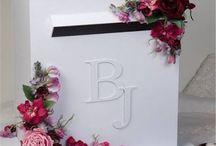 Matrimoni Scatole porta buste