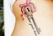 Tattoo's die ik wel mooi vind / Gevonden over het internet