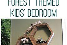 Boys bedroom / Bedroom
