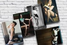 Glamour by Velvet DeCollete / Handcrafted clothing custom designed to bring out the sassy, glamorous, delicious you!