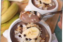 vegan and sugar free porridge